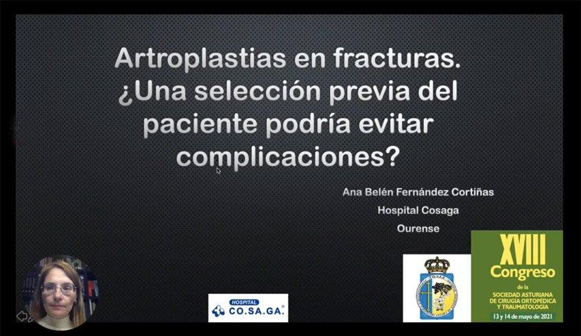 Artroplastias en fracturas ¿Una selección previa del paciente podría evitar complicaciones?